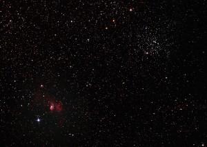 Bubble und M52