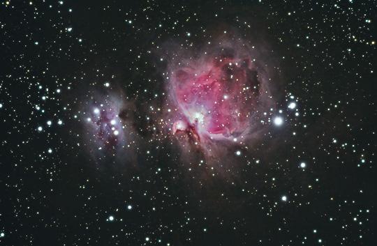 Orionnebel 0802